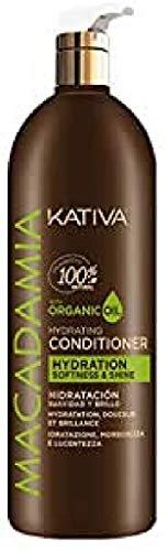 KATIVA Macadamia Hydrating Conditioner, unique, 1000 ml