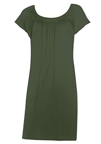 Sunflair Kleid City & Beach Farbe dunkelgrün, Größe 46