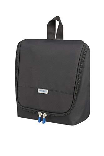 Samsonite Global Travel Accessories Hanging Beauty Case 22 centimeters 1 Nero (Black)