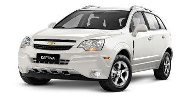 Lovely 2013 Chevrolet Captiva Sport LS, Front Wheel Drive 4 Door ...