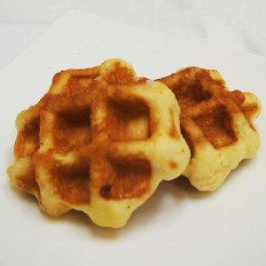 ベルギーワッフルS焼成品 18g x 10個 【冷凍】/日本製粉(3袋)