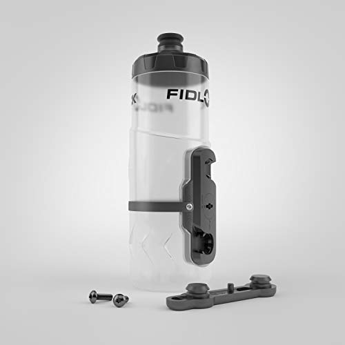 Fidlock Twist Bottle 600 incl. Mount Clear 2019 Trinksystem