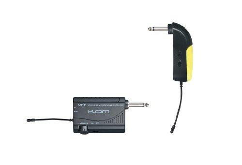 Kam KWM1900 GB UHF Draadloos Gitaar Bug Systeem