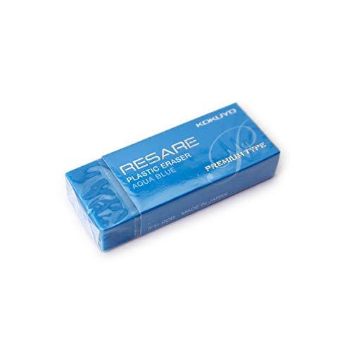 コクヨ プラスチック消しゴム リサーレ (プレミアムタイプ)青 ケシ-90B