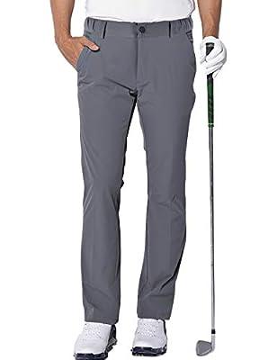 Top 10 Mejores Pantalones De Golf Hombres Como Aoli Ray Hombre Golf Todo De Golf Palos Ropa Bolas Ordenar En Linea