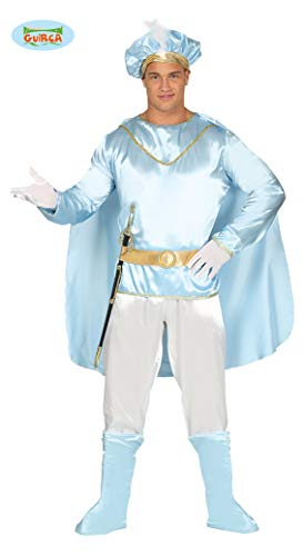 Guirca 88176 – Principe Blu Adulto Taglia M 48-50