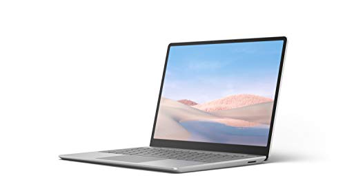 "Microsoft Surface Laptop Go - 12.4"" Touchscreen - Intel Core i5 - 8GB Memory - 128GB SSD - Platinum"