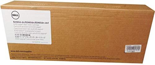 Dell 593-11168 Toner und Tonerkartusche für Laserdrucker, 8500 Seiten, für Dell B2360d&dn/B3460dn/B3465dnf