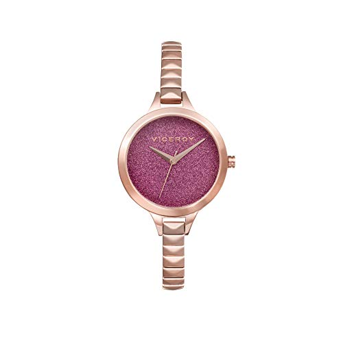 VICEROY - Reloj Acero IP Rosa Brazalete Sra Va - 471266-40