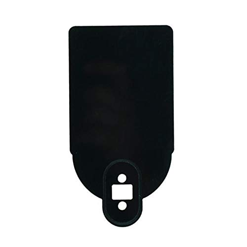 Sundey Placa de MatríCula para M365 Scooter EléCtrico Soporte de Placa de...