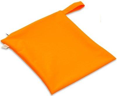 Bum Wetbag kleiner Windelbeutel für unterwegs orange
