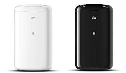 Blanc HYGIENIC Damenhygiene B3 Abfallbehältersystem 5 Liter, selbstschließender Deckel, hohes Hygiene- und Komfortgefühl - Weiß