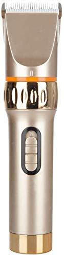 JiangKui Cortapelos Profesionales Cortapelos Eléctricos Recargables Afeitadora Eléctrica para Niños Unisex Kit de Peluquería para el Hogar Cortapelos Eléctricos Recortadora de Retoques Herrami