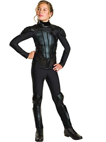 Rubie 's Offizielles Katniss Mädchen Fancy Kleid Hunger Games Mockingjay Buch Film vorpubertären Kinder Kostüm
