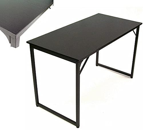 Escritorio para ordenador, mesa de oficina, 120 x 60 cm, despacho 57050 AWZ