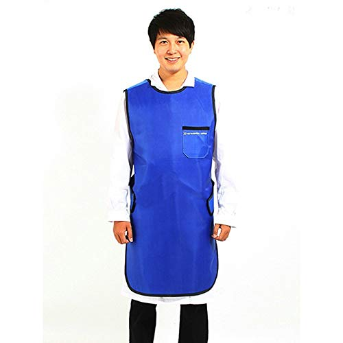 PayOff M Size X-Ray Protection Apron Protective Lead Vest with Thyroid Shield 0.35mmPb