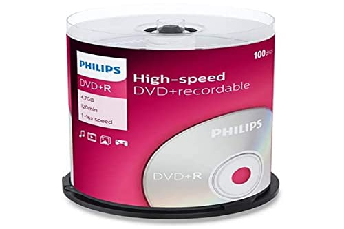 Philips -   Dvd+R Rohlinge (4.7