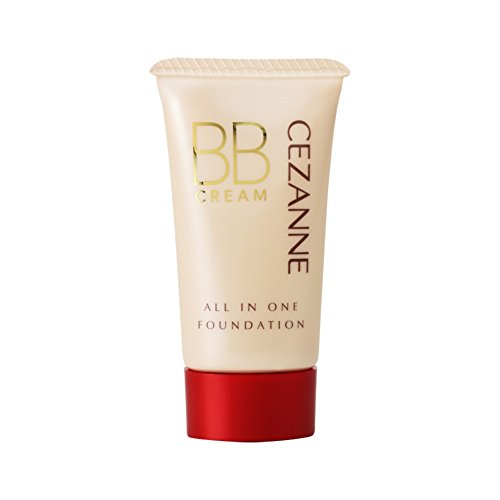 Cezanne Canmake Japan BB Cream All-in-one Foundation SPF 23 PA++ Great for Skin (02) by Canmake