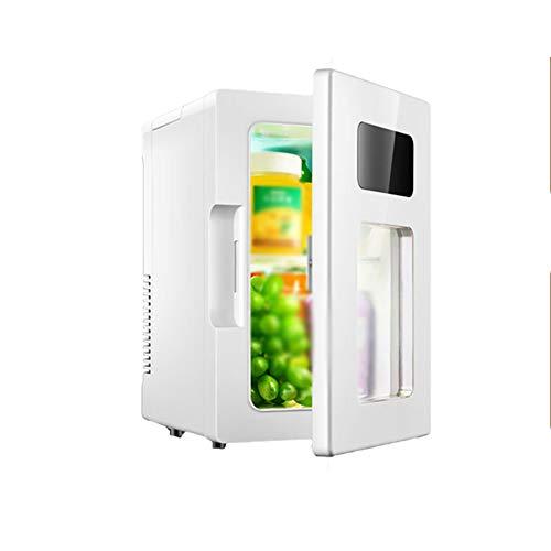 wangt elektrische koelkast draagbare autokoelkast lichte persoonlijke 10L-camper koeler box 12V / 220-240V DC/AC