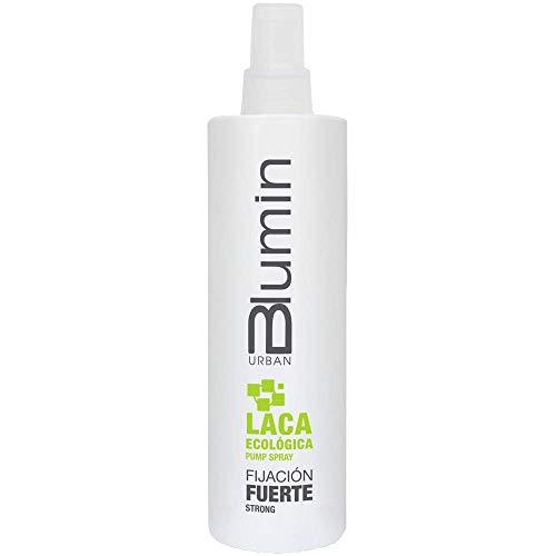 Blumin Laca Ecológica Fijación Fuerte Profesional Pelo Flexible Fácil de Retirar 200 ml