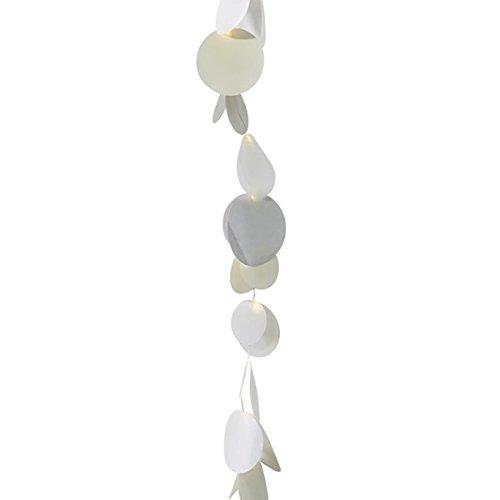 Räder Mondlichter Kette mit LED's, 110 cm