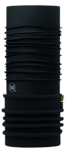 Buff Polar, Foulard multifunction Unisex, Multicolor (Black/Black), Talla única