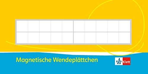 Klett Ernst /Schulbuch Das Zahlenbuch. Metallbox mit Zwanzigerfeld und magnetischen Wendeplättchen. Baden-Württemberg ab 2017