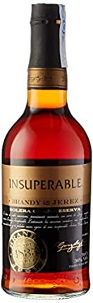 Insuperable Solera Reserva - Brandy de Jerez - 700 ml