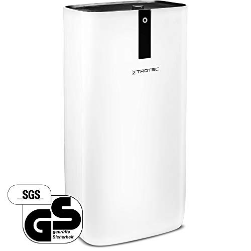 TROTEC Design Luftreiniger AirgoClean 15 E HEPA-Filter Ionisator
