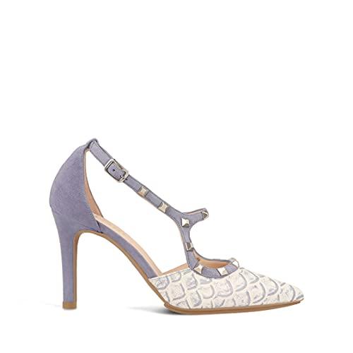 lodi RUO-TP-100, Zapatos de Vestir Mujer, Sirena Jeans, 40 EU