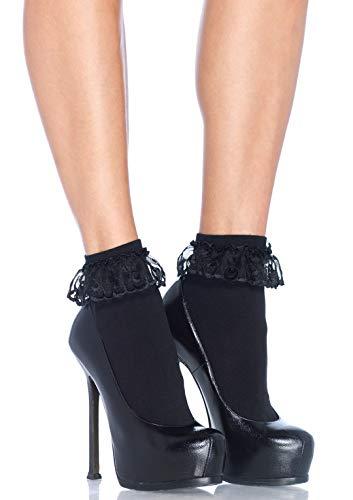 LEG AVENUE Socken-301322001 Socken schwarz One Size