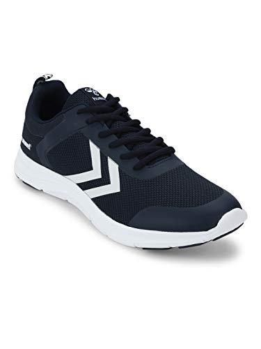 hummel Unisex-Erwachsene Kiel Sneaker, Blau (Navy 7003), 42 EU