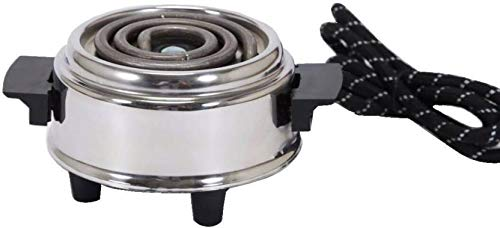 VIDS Smallest 500watt Coil Electric Stove/Coil Stove/Electric Stove/Induction Stove, Steel