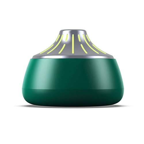 JYDQM USB Air Humidificador de Aire Esencial Aroma Oil Difusor Oficina Inicio Office Sprayer Mute Humidificadores Niebla con lámpara de Noche LED (Color : C)