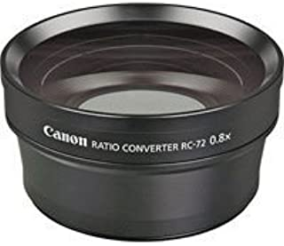 Canon RC-72 Ratio Converter Lens for XL-2 Camcorder