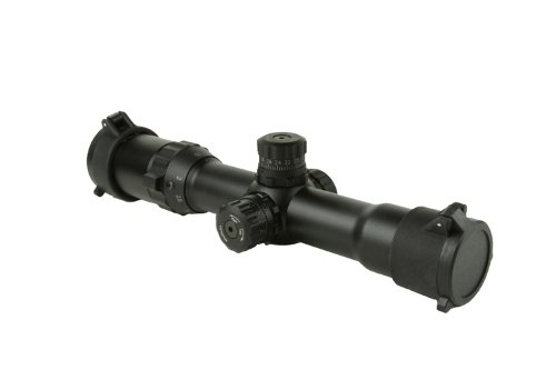Buy Discount AIM Sports 1.5-4X30 Dual III. Cqb Scope with Locking Turrets/Mil-Dot