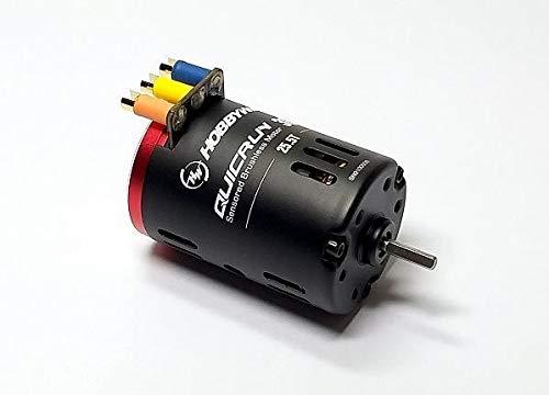 HobbyWing QUICRUN G2 3650SD 25.5T 1520KV RC Model Sensored Brushless Motor IM394