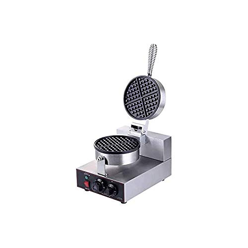 Great Features Of LKNJLL Flip Waffle Maker With Non-Stick Removable Plates,Browning Control,Stainles...