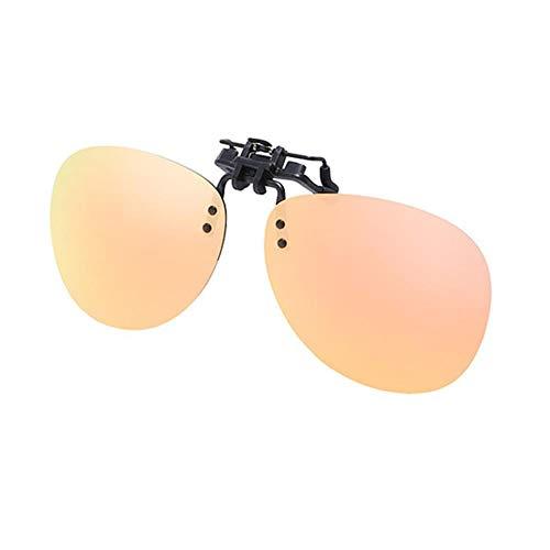 SXCYU Fashion Gepolariseerde zonnebril Clip Heren Klassiek rijdende zonnebrilShades Eyewear, 05