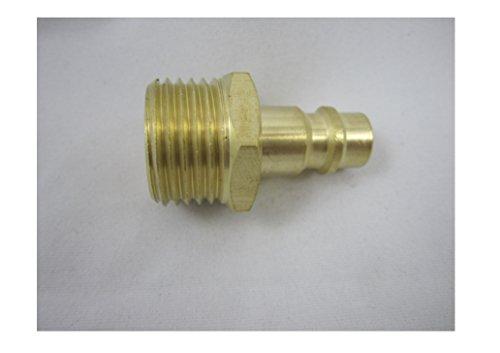 Druckluft Stecker Außengewinde 1/2 Zoll
