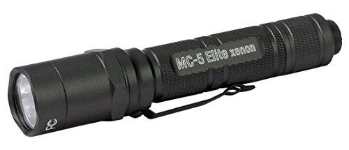 Ledwave LD-87705 MC-5 Elite - Linterna luz blanca