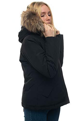Woolrich Giubbino Donna WWCPS2799-UT0001 Nero M