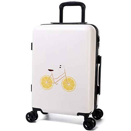 Mjd koffer hard case handbagage lichtgewicht Scratch ABS + PC hard case bagage reizen trolley case 20 inch Trunk