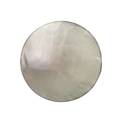 Kenyaw Hitzeschutzplatte, Funkenschutzplatte hitzebeständig Wärmeschutzplatte, 24 inch Bodenschutzdecke hitzebeständige Bodenschutzmatte Grillschutzmatte