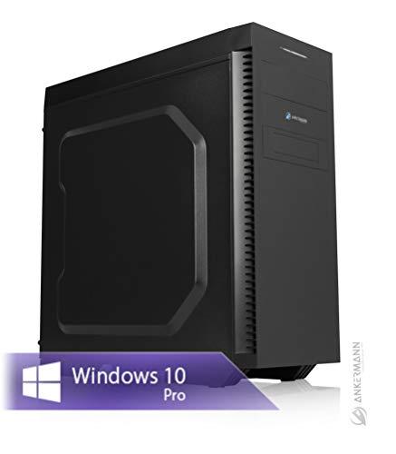 Ankermann Bildbearbeitung PC PC Intel Core i7-9700 8X 3.00GHz GeForce GT 1030 16GB RAM 240GB SSD 1TB HDD Windows 10 PRO