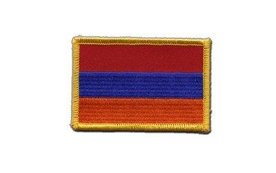 Aufnäher Patch Flagge Armenien - 8 x 6 cm