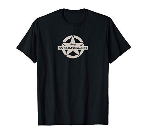 Jeep Wrangler Star T-Shirt