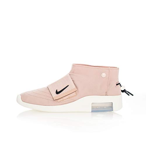 Nike Mens Air Fear of God Moc Particle Beige/Black-Sail Synthetic Size 10.5