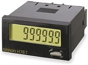 Hour Meter, Shock Resistant, Indoor Use