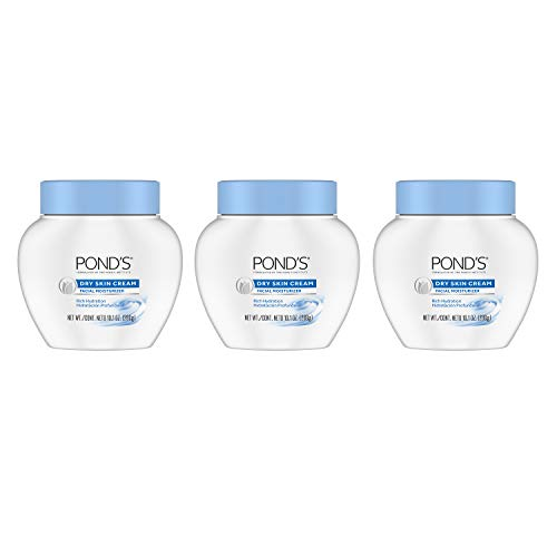 Ponds Dry Skin Creme 10,1 Unzen Jar (3 er Pack)
